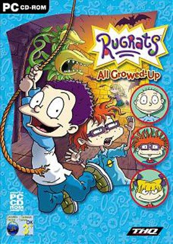 Rugrats All Growed Up: Older And Bolder (PC CD)