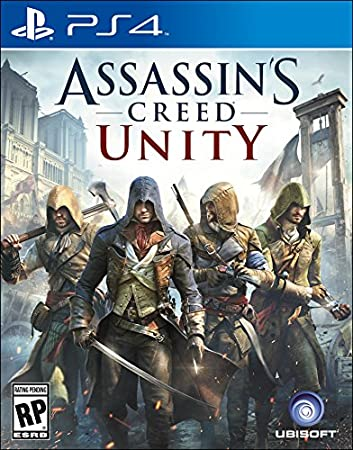 Assassin's Creed Unity PlayStation 4