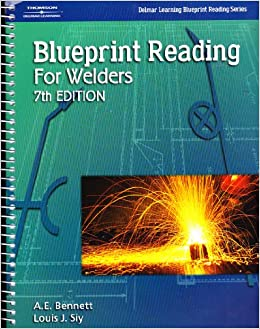 Blueprint Reading For Welders Delmar Learning Blueprint