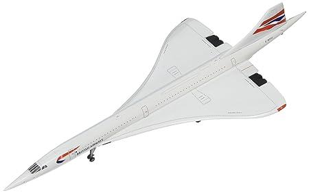 Gemini Jets British Airways Concorde G-BOAC 1/400 Echelle GJBAW1539