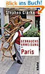 Gebrauchsanweisung f�r Paris