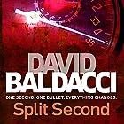 Split Second: King and Maxwell, Book 1 Hörbuch von David Baldacci Gesprochen von: Scott Brick