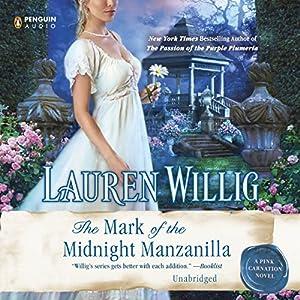 The Mark of the Midnight Manzanilla Audiobook