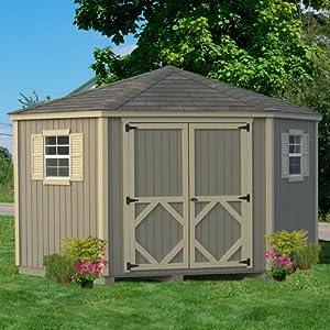 garden sheds plans Amish Garden Sheds Style