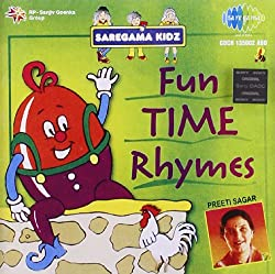 Fun Times Rhymes - Priti Sagar