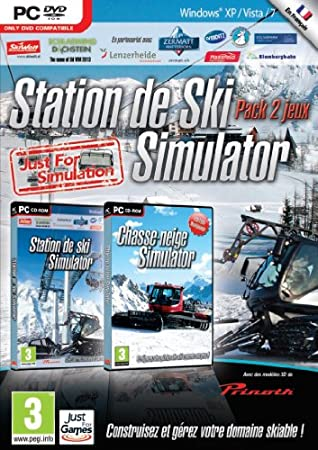 Station de ski Simulator 2013