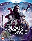 Terry Pratchett's The Colour of Magic: A Spellbinding Adventure [Blu-ray]