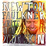 Newton Faulkner Write It On Your Skin [CD+DVD]
