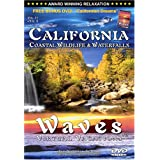 California: Coastal Wildlife & Waterfalls / Waves: Virtual Vacations (Double Feature)