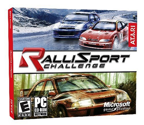 Rallisport (Jewel Case)