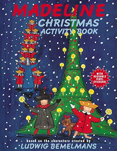 Madeline Christmas Activity Book (Madeline (Hardcover))