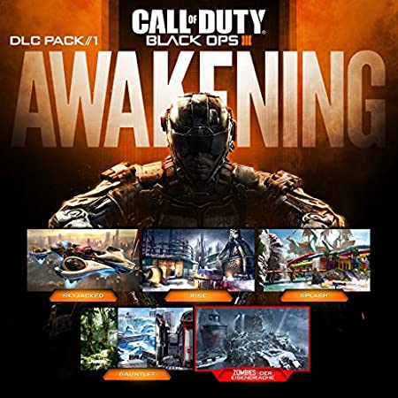 Call Of Duty: Black Ops III: Awakening DLC - PS4 [Digital Code]