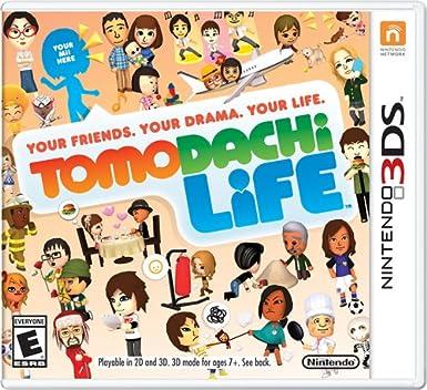 Buy Tomodachi Life Nintendo 3DS  Free Shipping