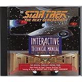 Star Trek The Next Generation: Interactive Technical Manual  U.S.S. Enterprise