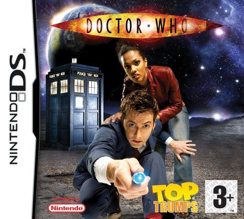 Eidos Confirma Doctor Who Para Varias Plataromas. En NDS