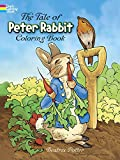 Image of The Tale of Peter Rabbit Coloring Book (Dover Classic Stories Coloring Book)