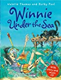 Valerie Thomas Winnie Under the Sea (paperback and CD) (Winnie the Witch)