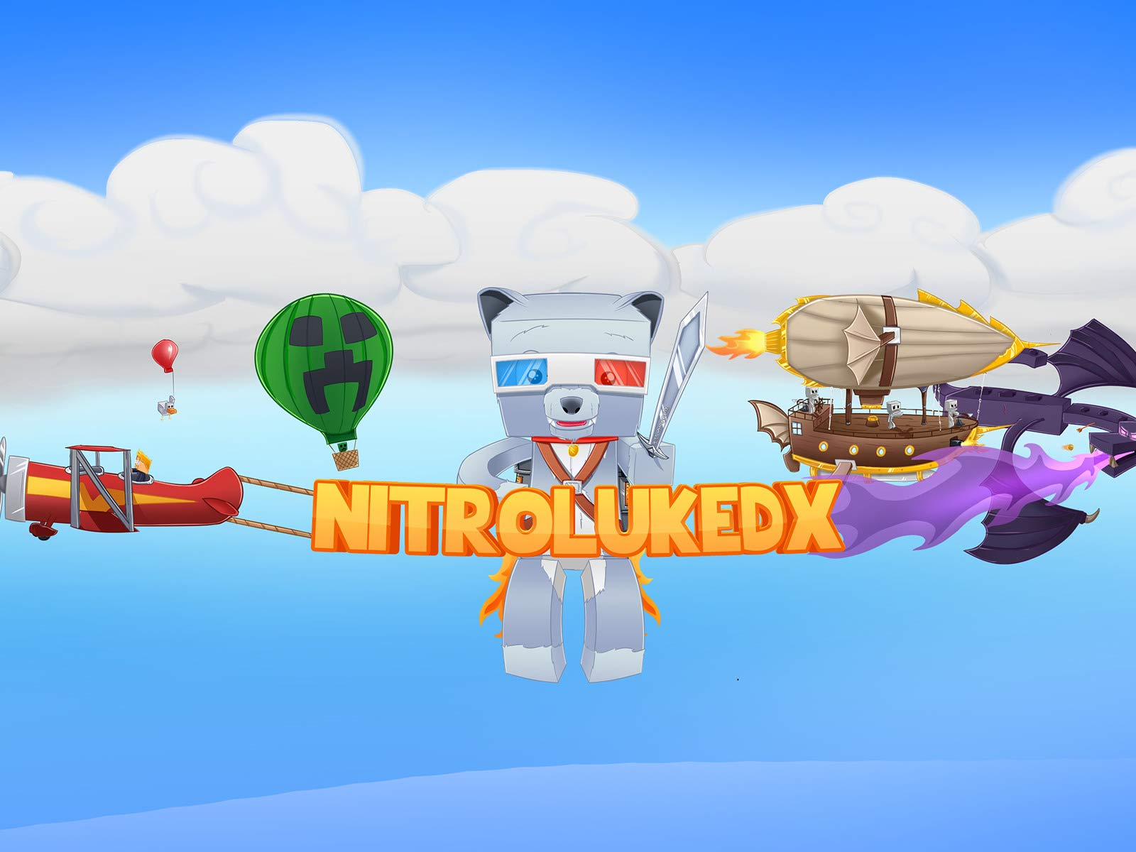 NitroLukeDX on Amazon Prime Video UK