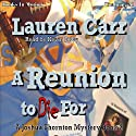 A Reunion To Die For: Joshua Thornton Mystery #2 (       UNABRIDGED) by Lauren Carr Narrated by Kevin Foley