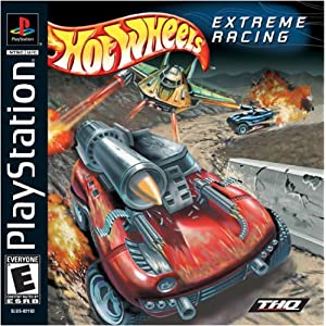 HOT WHEELS VIDEO GAMES PS2