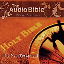 The New Testament: The Gospel of Matthew Audiobook by  Andrews UK Narrated by Simon Peterson