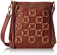 Lucky Brand Dixie Studded Cross Body Bag by Lucky Brand