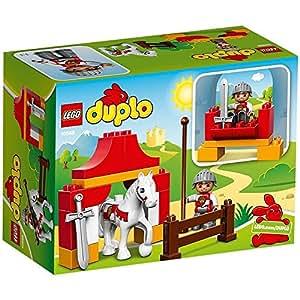 Amazon.com: Lego Duplo Knight Tournament 10568: Toys & Games