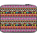 Snoogg Aztec Multicolour 12 To 12.6 Inch Laptop Netbook Notebook Slipcase Sleeve