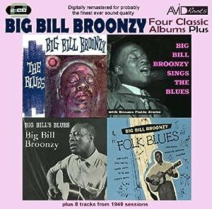 Four Classic Albums Plus [Big Bill's Blues / Big Bill Broonzy Sings The Blues / Folk Blues / The Blues]