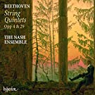 Beethoven - String Quintets Opp 4 & 29