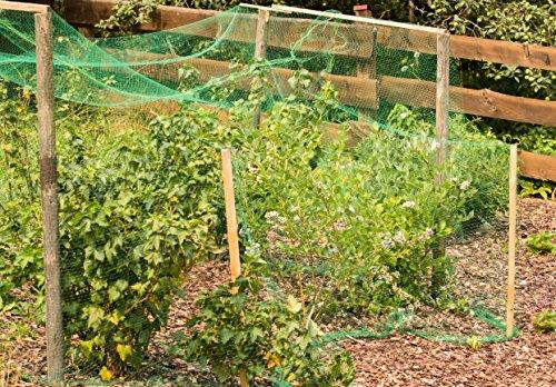 Harvest Plenty Garden Netting Block Birds Pests Rodent