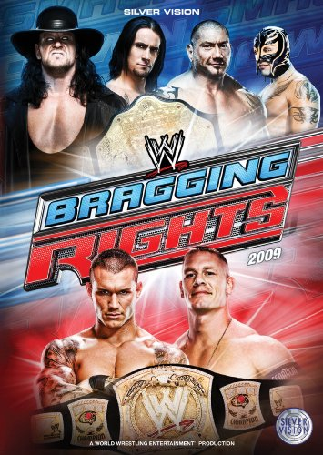 WWE - Bragging Rights 2009 [DVD]