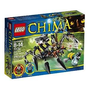 LEGO Chima 70130 Sparratus' Spider Stalker