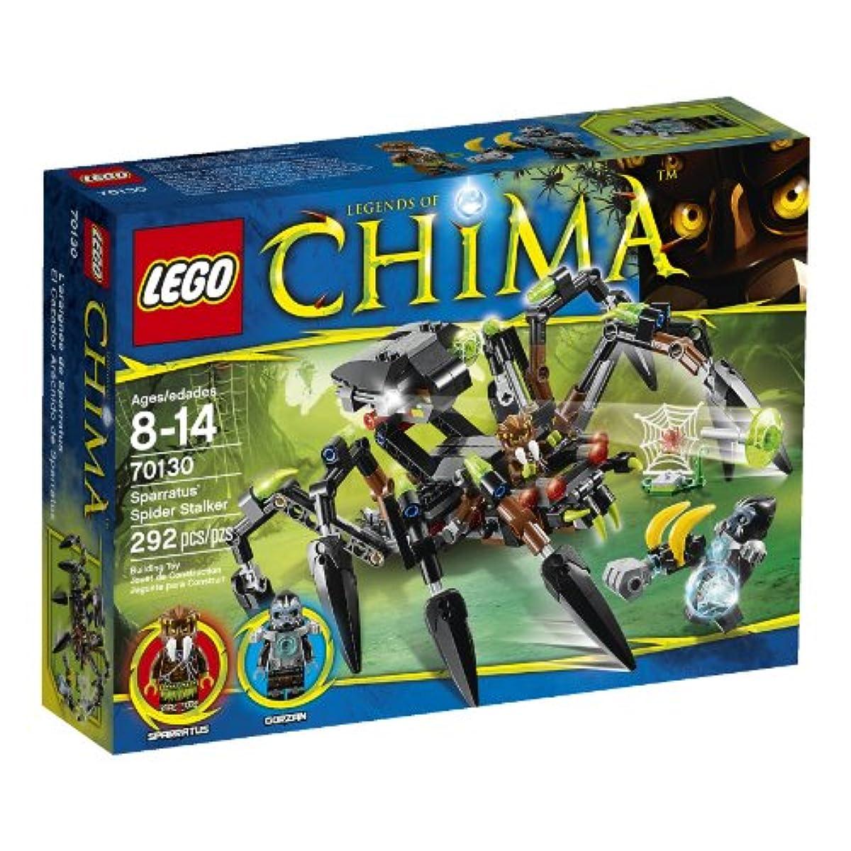 [해외] LEGO: CHIMA: SPARRATUS' SPIDER STALKER