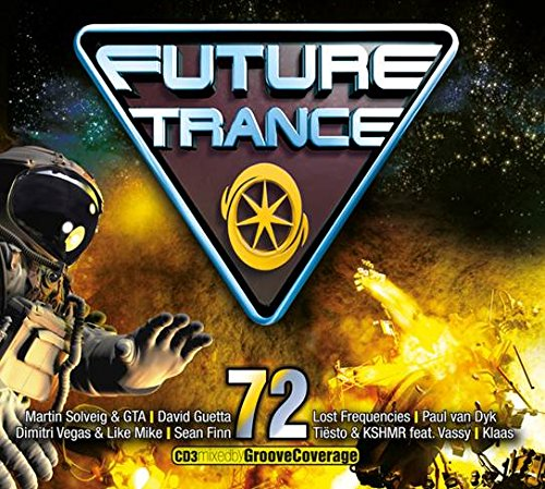 Various Artists-Future Trance Vol.72