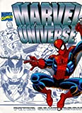 Marvel Universe (0810981718) by Peter Sanderson