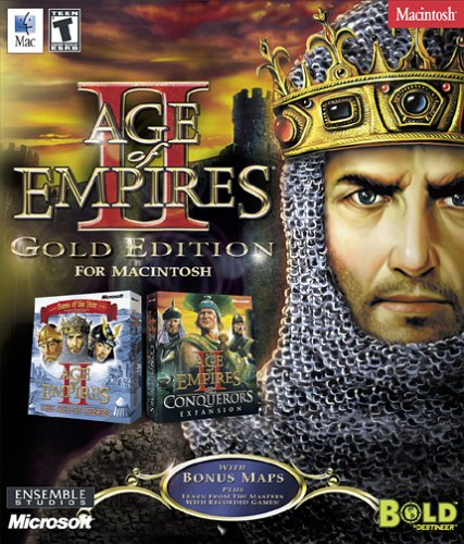 Age Of Empires 2 Gold Edition (Mac)