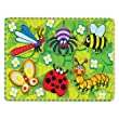 Small World Toys Ryan\'s Room Wooden Puzzles - Chunky Bugs