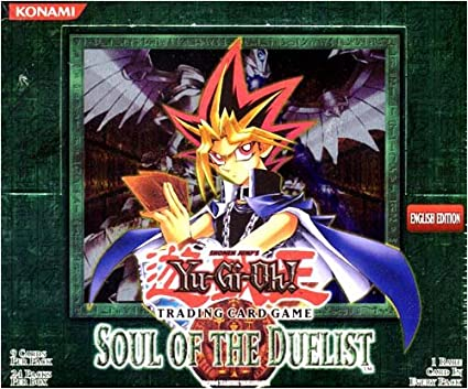 Yugioh Soul of The Duelist Yugioh Yu-gi-oh Soul of The