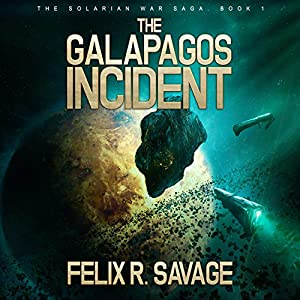 The Galapagos Incident Audiobook