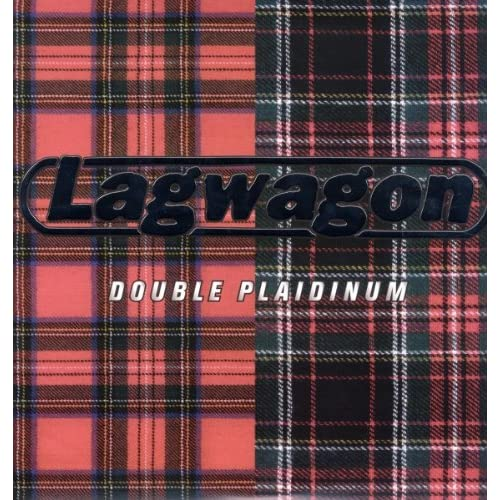 Double-Plaidinum-Analog-Lagwagon-LP-Record