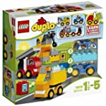 LEGO DUPLO 10816: My First Cars and T...