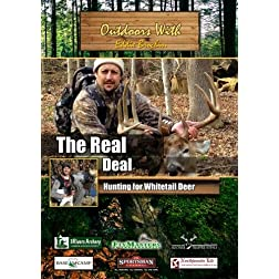 Outdoors with Eddie Brochin The Real deal Hunting for Whitetail Deer