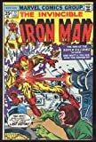 img - for The Invincible Iron Man, Vol. 1, No. 77 (August, 1975) (I Cry: Revenge) book / textbook / text book