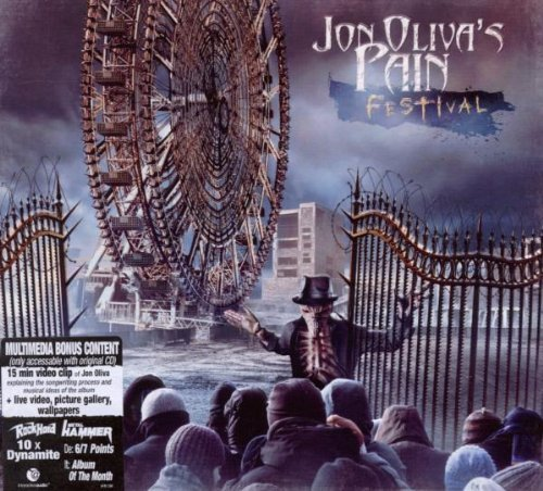 Festival by Jon Oliva's Pain (2011-03-11)