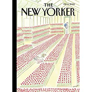 The New Yorker (Feb. 6, 2006) | [John Cassidy, Lauren Collins, Malcolm Gladwell, Zev Borow, Tobias Wolff, Louis Menand]