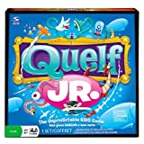 Quelf Jr Board Game by Spin Master Games [Toy]