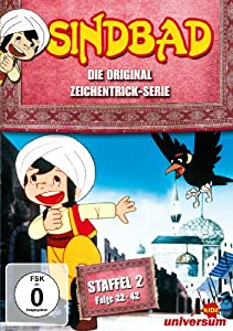 Sindbad - Staffel 2 [3 DVDs]