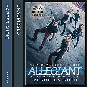 Allegiant (Divergent, Book 3) Audiobook