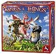 Pegasus Spiele 51005G Kings & Things 2te Edition (deutsche Ausgabe)